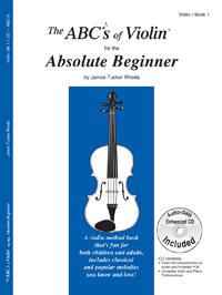 The ABCs of Violin - for the Absolute Beginner