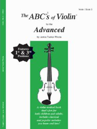 The ABCs of Violin - for the Advanced